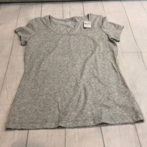 Land's End Shaped Fit Layering Tee